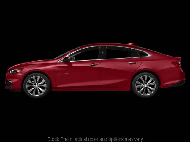 Used 2016  Chevrolet Malibu 4d Sedan Premier at Maxx Loans USA near Saline, MI