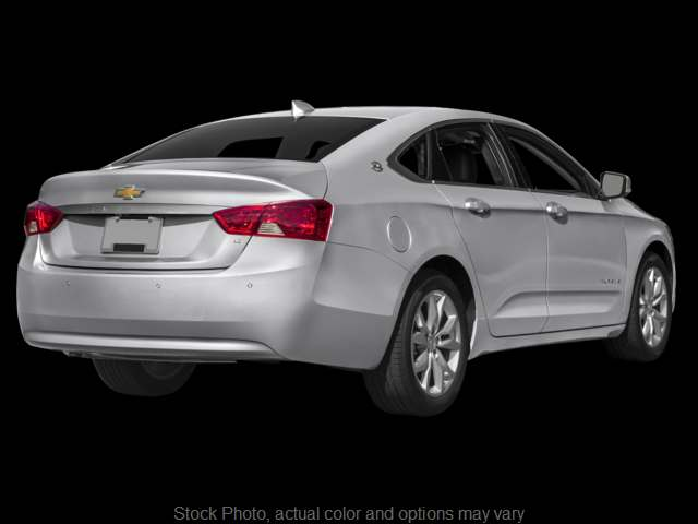 Used 2017  Chevrolet Impala 4d Sedan LT at Bobb Suzuki near Columbus, OH