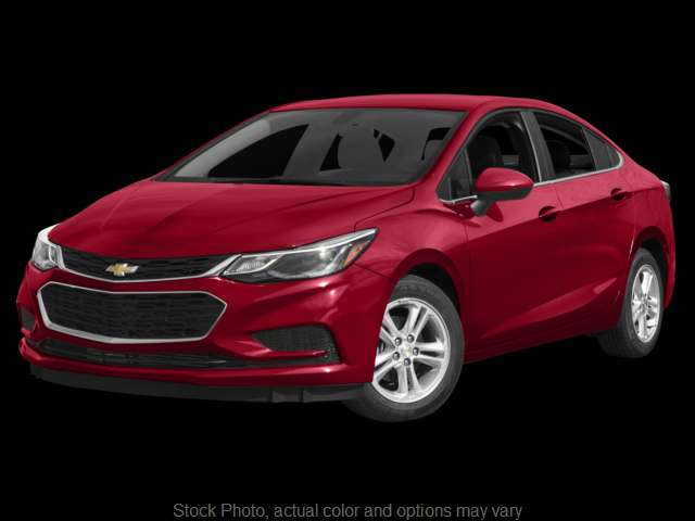 2016 Chevrolet Cruze 4d Sedan LT Auto at Good Wheels near Ellwood City, PA