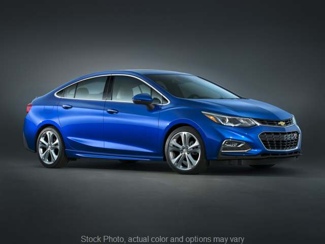 2017 Chevrolet Cruze 4d Sedan LS Auto at Butler Preowned Auto Sales near Butler, PA