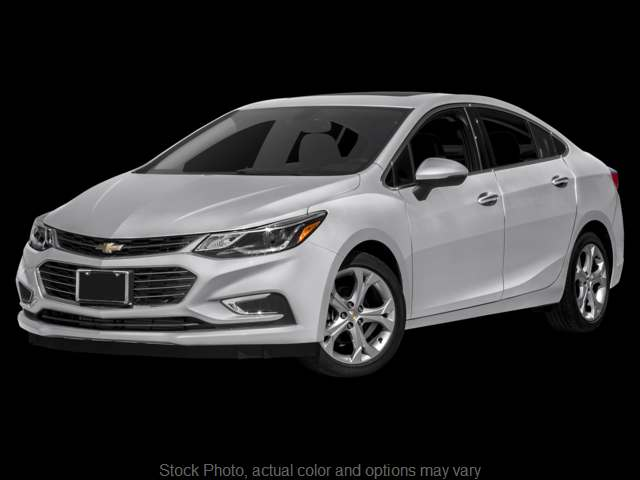 Used 2017  Chevrolet Cruze 4d Sedan Premier at Planet Mitsubishi near Charlotte, NC
