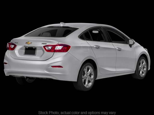 Used 2017  Chevrolet Cruze 4d Sedan Premier at Naples Auto Sales near Vernal, UT