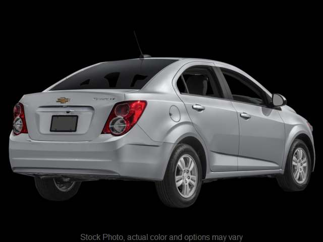 Used 2016  Chevrolet Sonic 4d Sedan LT AT at Butler Preowned Auto Sales near Butler, PA