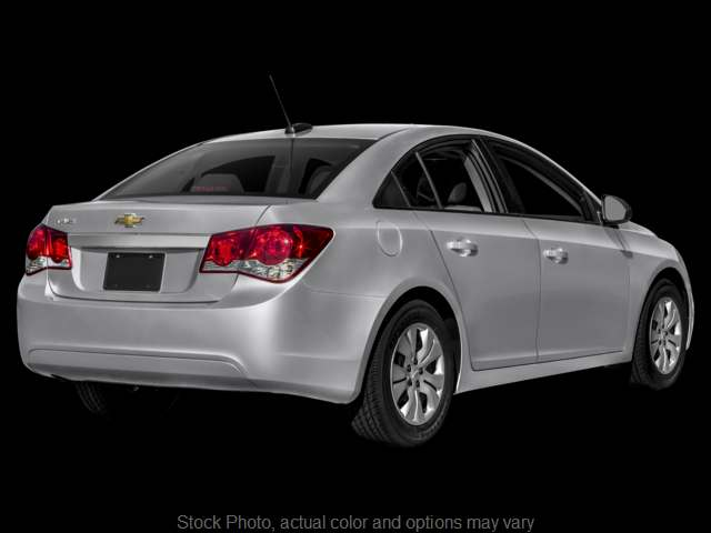 Used 2016  Chevrolet Cruze Limited 4d Sedan LS Auto at I Deal Auto near Louisville, KY