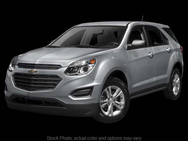 Used 2016  Chevrolet Equinox 4d SUV FWD LS at I Deal Auto near Louisville, KY