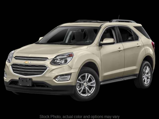 2016 Chevrolet Equinox 4d SUV FWD LT at Bobb Suzuki near Columbus, OH