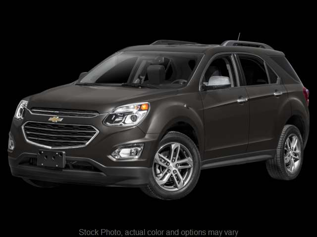 Used 2016  Chevrolet Equinox 4d SUV FWD LTZ at Carmack Car Capitol near Danville, IL