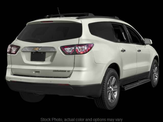 Used 2016  Chevrolet Traverse 4d SUV AWD LT w/2LT at Bobb Suzuki near Columbus, OH