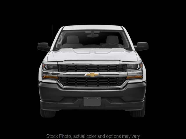 Used 2018  Chevrolet Silverado 1500 2WD Reg Cab Work Truck Longbed at Oxendale Auto Outlet near Winslow, AZ