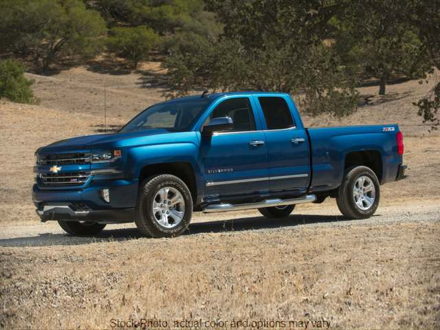 2018 Chevrolet Silverado 1500 4WD Double Cab Custom at Edd Kirby's Adventure near Dalton, GA