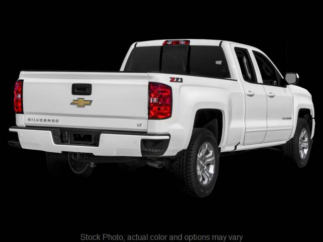 Used 2018  Chevrolet Silverado 1500 4WD Double Cab LT at Ronan Motors near Ronan, MT