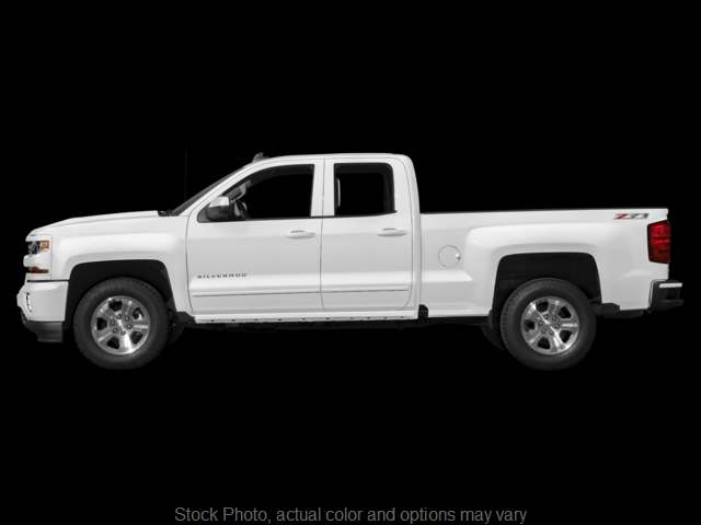 Used 2018  Chevrolet Silverado 1500 2WD Double Cab LT at The Gilstrap Family Dealerships near Easley, SC