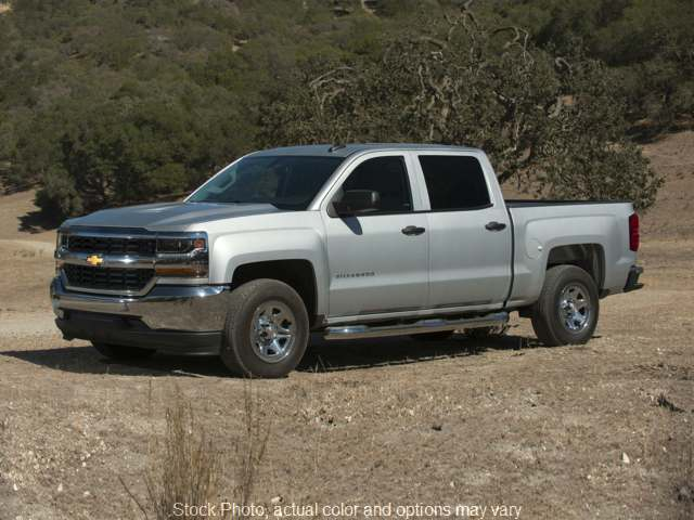 Used 2017  Chevrolet Silverado 1500 2WD Crew Cab LT at Oxendale Auto Outlet near Winslow, AZ