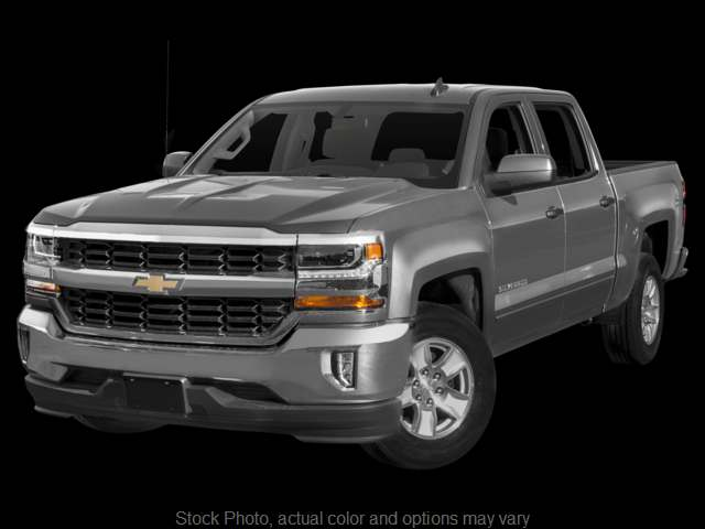 Used 2016  Chevrolet Silverado 1500 2WD Crew Cab LT at Oxendale Auto Outlet near Winslow, AZ