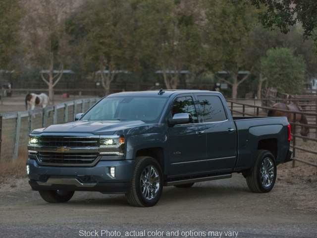 Used 2017 Chevrolet Silverado 1500 4WD Crew Cab High Country at 30 Second Auto Loan near Peoria, IL