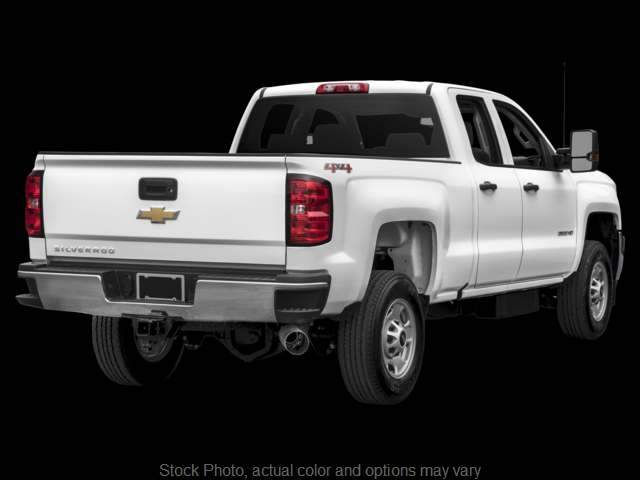 Used 2018  Chevrolet Silverado 2500 2WD Double Cab Work Truck Longbed at The Gilstrap Family Dealerships near Easley, SC