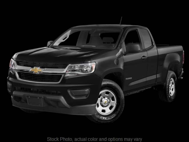 2016 Chevrolet Colorado 2WD Ext Cab WT at Carmack Car Capitol near Danville, IL