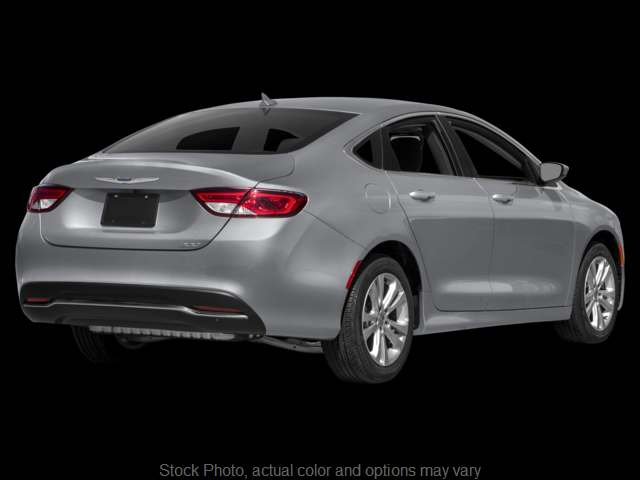 Used 2015  Chrysler 200 4d Sedan Limited I4 at VA Trucks near Henrico, VA