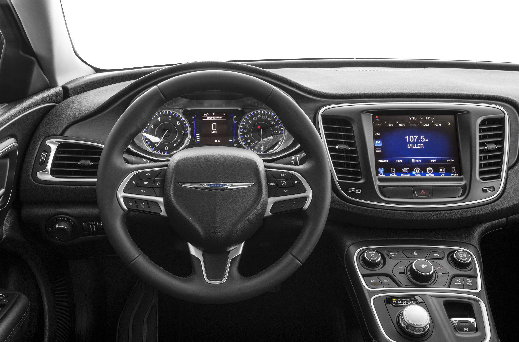 2016 Chrysler 200 4d Sedan Limited I4 - Premier Auto ...
