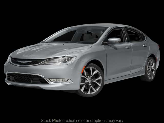 2016 Chrysler 200 4d Sedan C AWD at Bobb Suzuki near Columbus, OH
