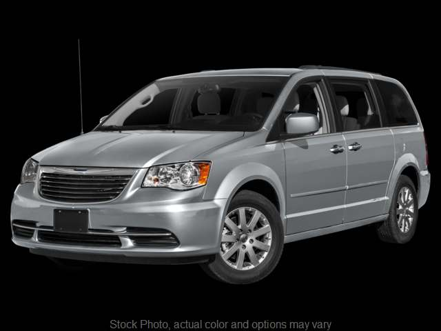 Used 2016  Chrysler Town & Country 4d Wagon Touring at Shields Auto Center near Rantoul, IL