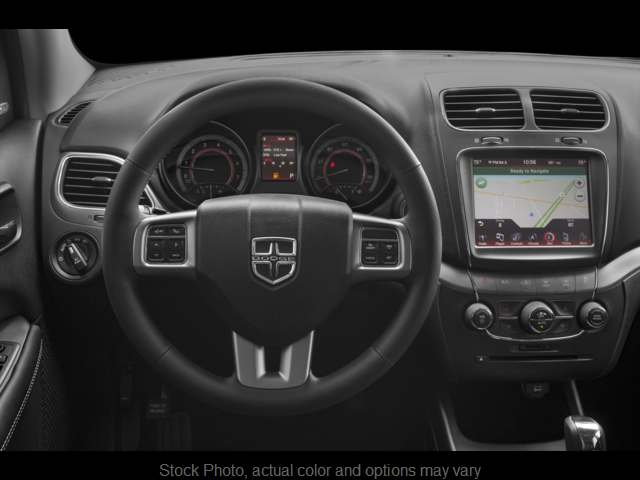 Used 2018  Dodge Journey 4d SUV FWD Crossroad V6 at Camacho Mitsubishi near Palmdale, CA