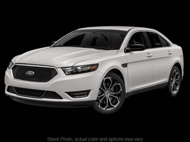 Used 2019  Ford Taurus 4d Sedan AWD SHO at Mike Burkart Ford near Plymouth, WI