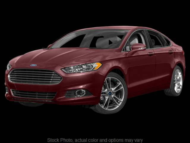 2016 Ford Fusion 4d Sedan Titanium at Camacho Mitsubishi near Palmdale, CA