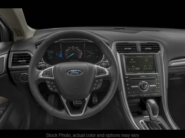 Used 2014  Ford Fusion 4d Sedan Titanium at Shields Auto Group near Rantoul, IL