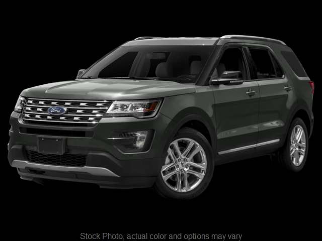 2016 Ford Explorer 4d SUV FWD XLT at Texas Certified Motors near Odesa, TX
