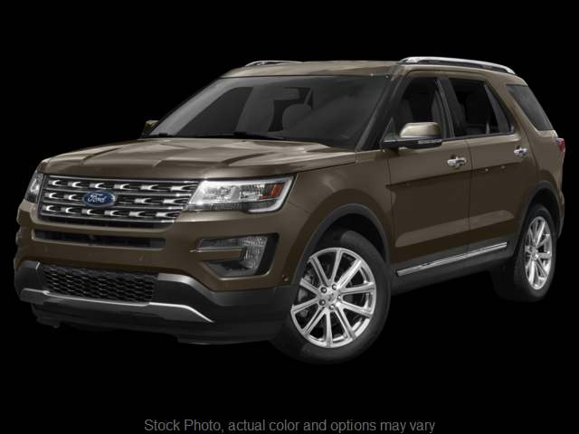 Used 2017  Ford Explorer 4d SUV FWD Limited at Frank Leta Automotive Outlet near Bridgeton, MO