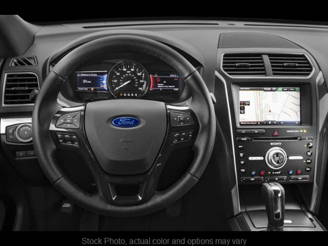 Used 2016  Ford Explorer 4d SUV 4WD Sport at Graham Auto Group near Mansfield, OH