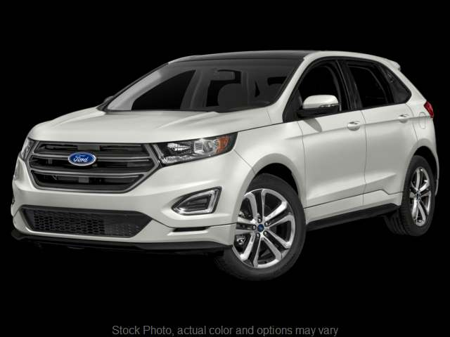 Used 2018  Ford Edge 4d SUV AWD Sport at Mike Burkart Ford near Plymouth, WI