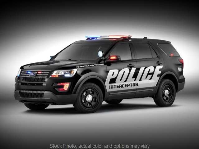 Used 2018 Ford Police Interceptor Utility 4d SUV AWD at Arnie's Ford near Wayne, NE