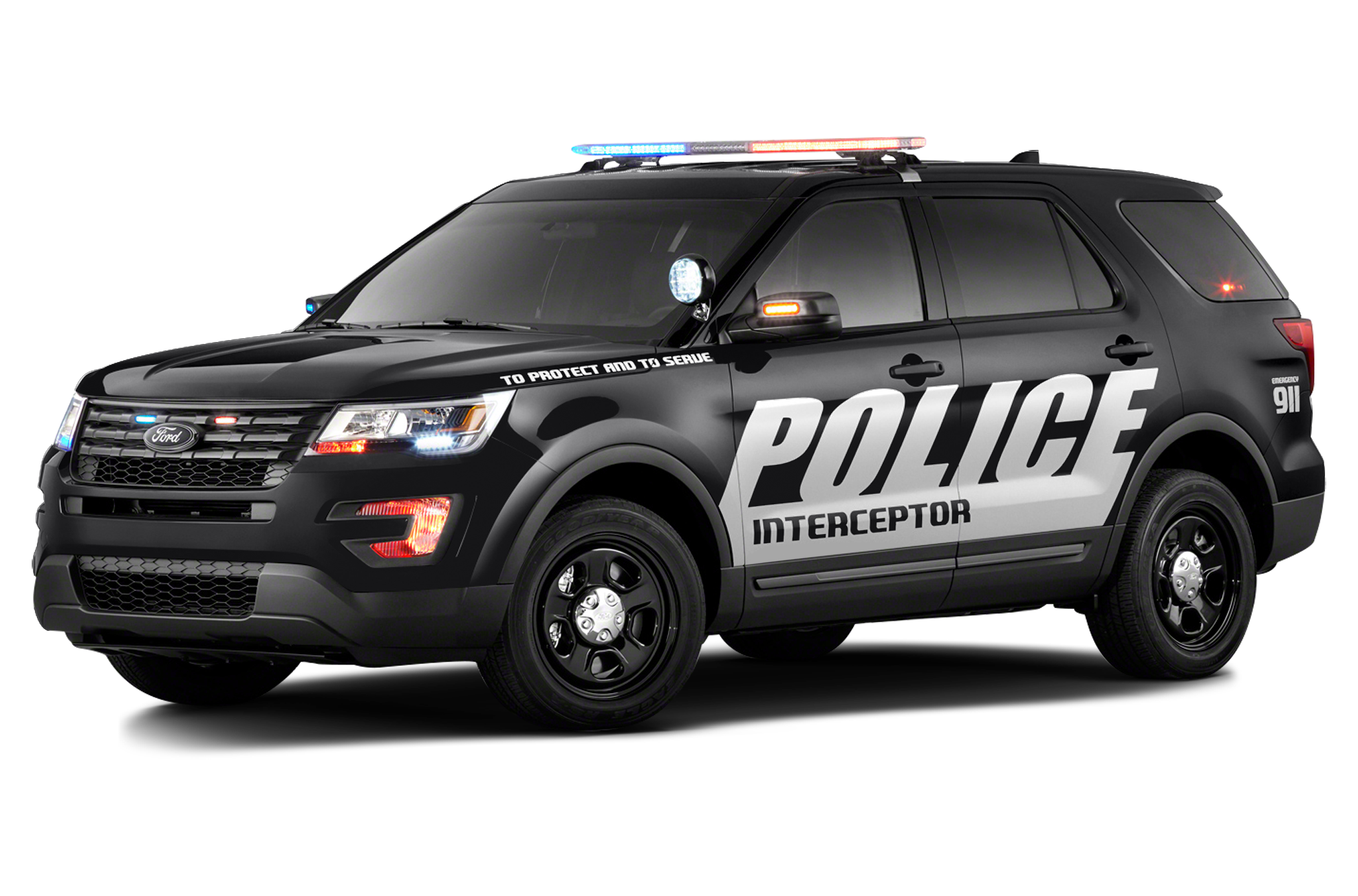 2018 Ford Police Interceptor Utility View Specs Prices Photos