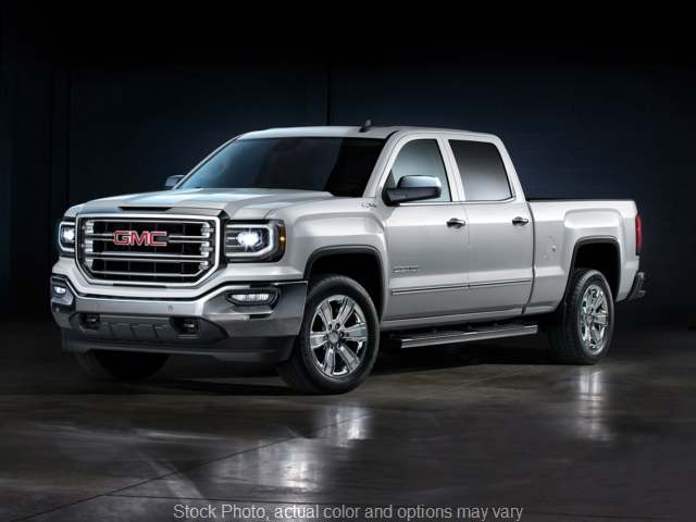 2016 GMC Sierra 1500 4WD Crew Cab SLT Premium Ed at Shields Auto Group near Rantoul, IL