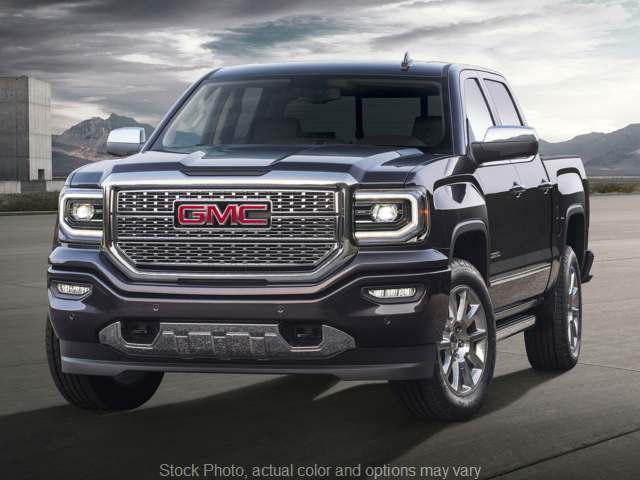 2018 GMC Sierra 1500 4WD Crew Cab Denali at Shields Auto Group near Rantoul, IL