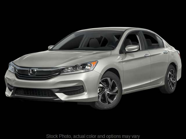Used 2016  Honda Accord Sedan 4d LX CVT at I Deal Auto near Louisville, KY