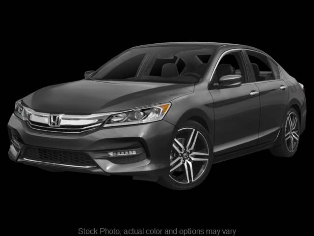 2016 Honda Accord Sedan 4d Sport CVT at Camacho Mitsubishi near Palmdale, CA
