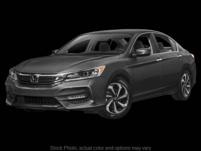 2016 Honda Accord Sedan 4d EX-L Nav w/Honda Sensing at Bobb Suzuki near Columbus, OH