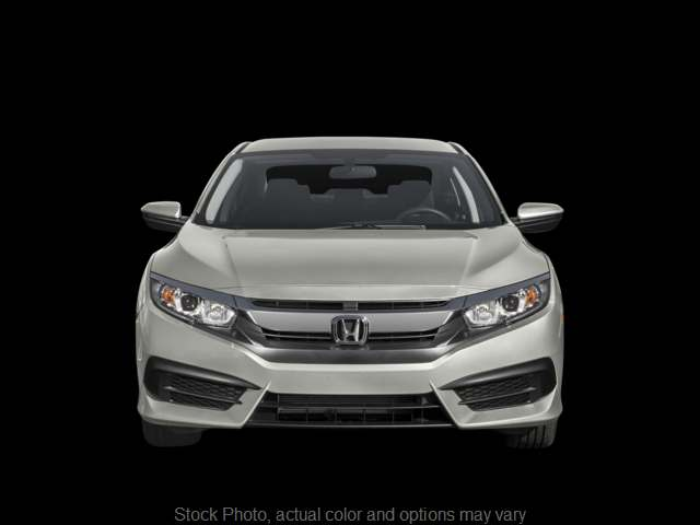 Used 2016  Honda Civic Sedan 4d LX CVT at Carmack Car Capitol near Danville, IL