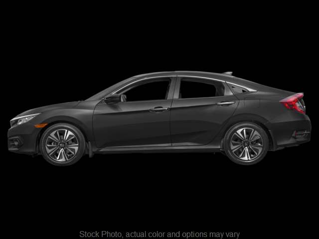 Used 2016  Honda Civic Sedan 4d EX-T at Nissan of Paris near Paris, TN