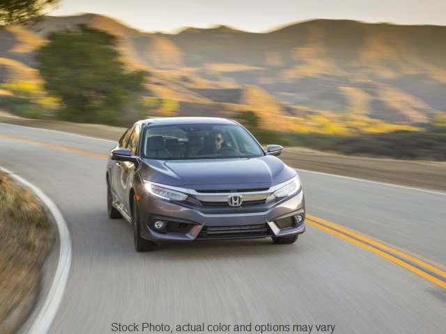 2016 Honda Civic Sedan 4d Touring at Carmack Car Capitol near Danville, IL