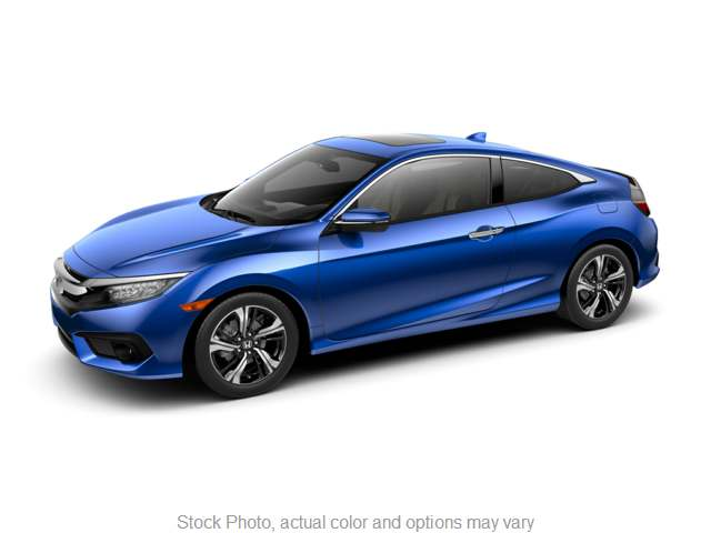 2016 Honda Civic Coupe 2d Touring at Carmack Car Capitol near Danville, IL