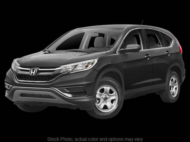 2016 Honda CR-V 4d SUV FWD LX at Carmack Car Capitol near Danville, IL