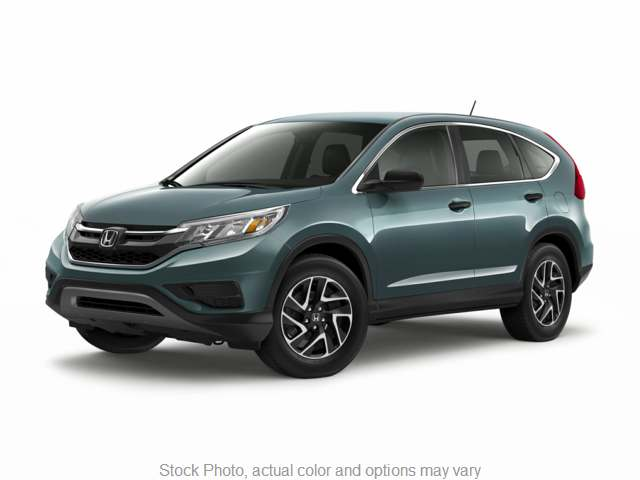 Used 2016  Honda CR-V 4d SUV FWD SE at The Gilstrap Family Dealerships near Easley, SC