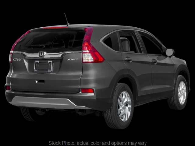 Used 2016  Honda CR-V 4d SUV AWD EX at Bobb Suzuki near Columbus, OH