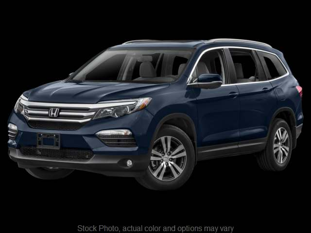 2016 Honda Pilot 4d SUV AWD EX-L w/Nav at Nissan of Paris near Paris, TN