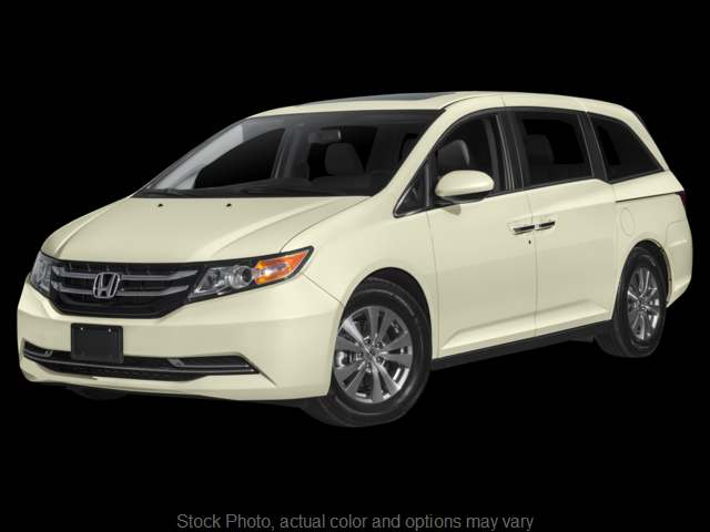 Used 2016 Honda Odyssey 4d Wagon EX-L Navigation at Ubersox Used Car Superstore near Monroe, Wisconsin