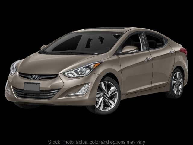 Used 2016  Hyundai Elantra 4d Sedan Limited at 224 Auto near Lancaster, PA